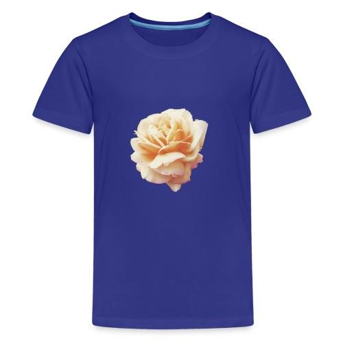 Flower - T-shirt Premium Ado