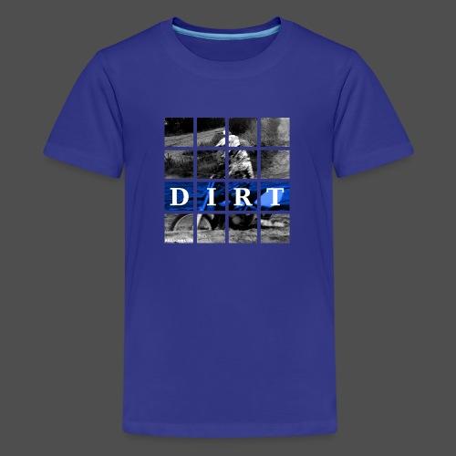 Dirt BL 19 - Koszulka młodzieżowa Premium
