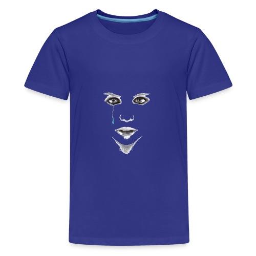 Blue tear - T-shirt Premium Ado