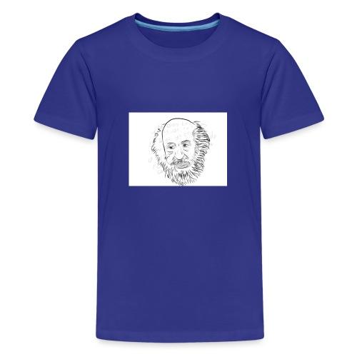 pearls_cup - Camiseta premium adolescente