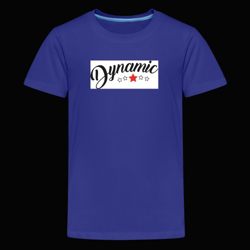 dynamic Collection - Teenager Premium T-shirt