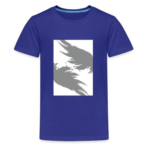 Kaputzenpullover - Teenager Premium T-Shirt