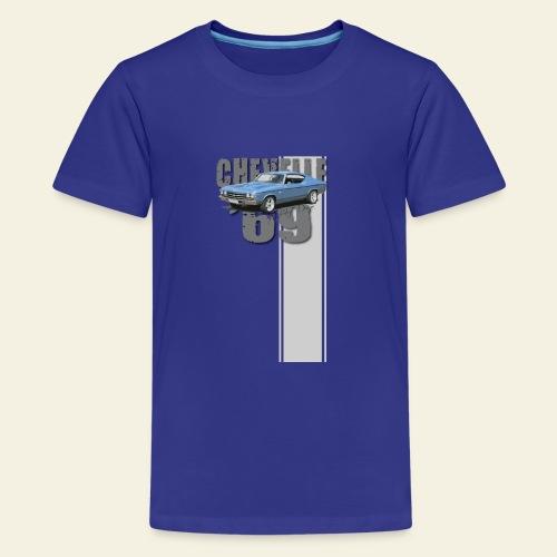 69 chevelle stripe - Teenager premium T-shirt