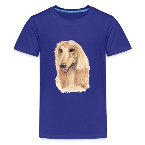 afghanskMynde- A - Teenager premium T-shirt