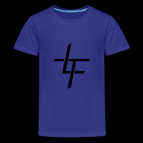 TL noir classique - T-shirt Premium Ado