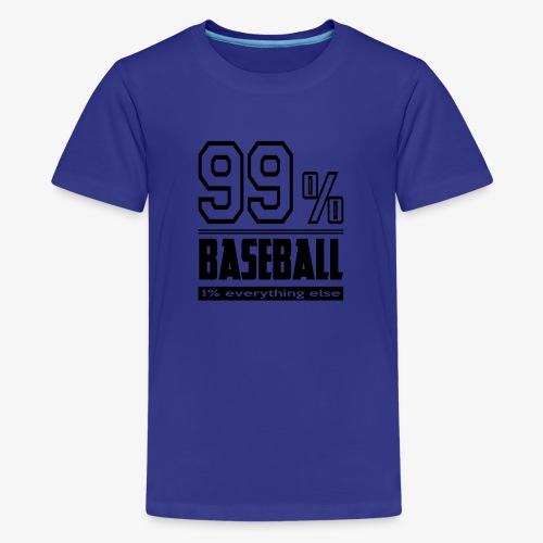 99 - T-shirt Premium Ado