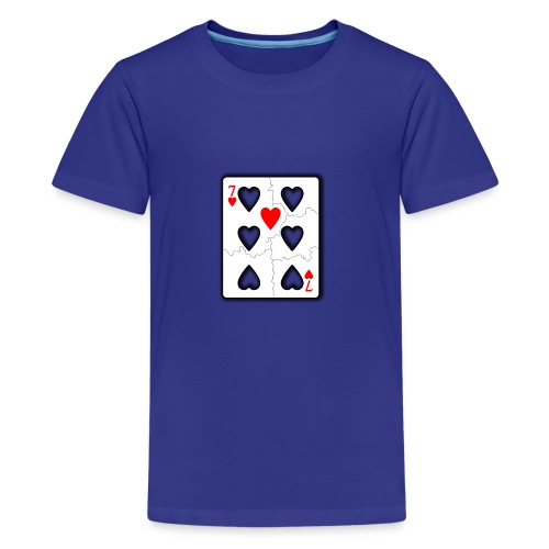 LOVERS N7 - T-shirt Premium Ado