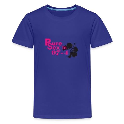 974 pur esex 02 - T-shirt Premium Ado