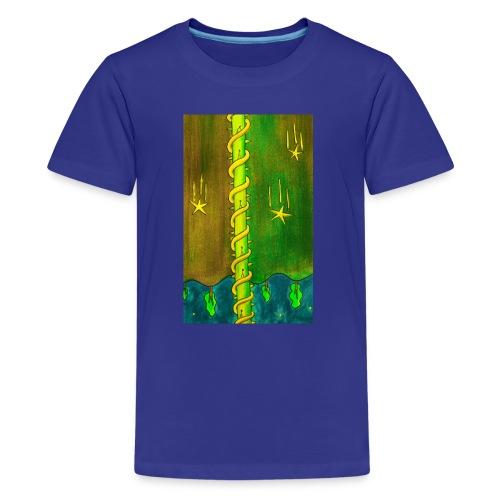 TORNI - Teinien premium t-paita