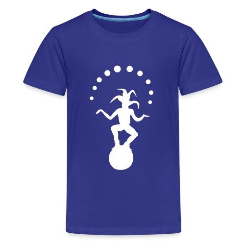 jongleur - Teenager Premium T-Shirt