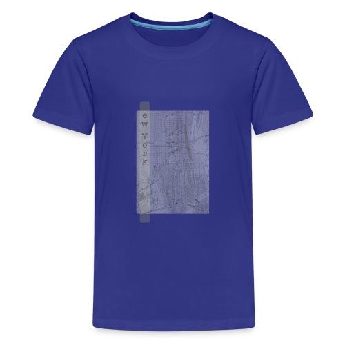 New York - Koszulka młodzieżowa Premium