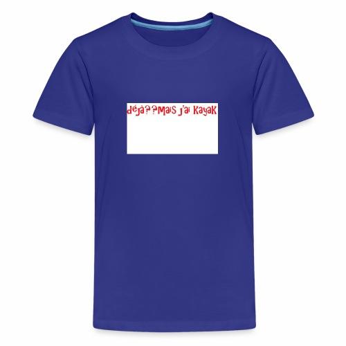 deja - T-shirt Premium Ado