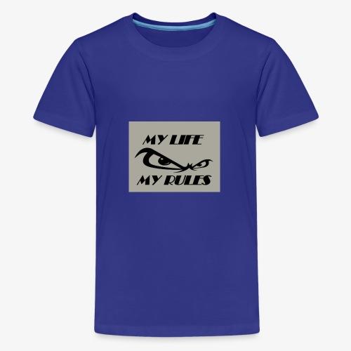Regel - Teenager Premium T-Shirt