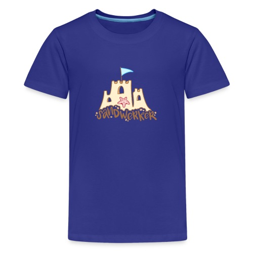 Sandwerker - Teenager Premium T-Shirt