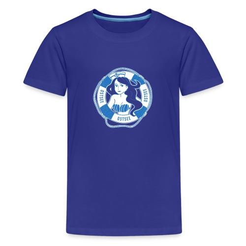 Ostsee-Nixe - Teenager Premium T-Shirt