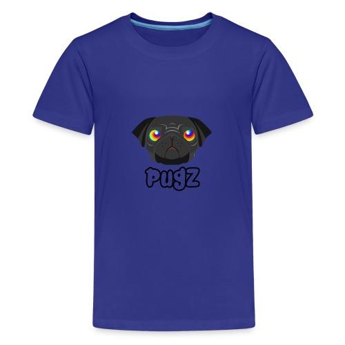 PugZ - Premium-T-shirt tonåring