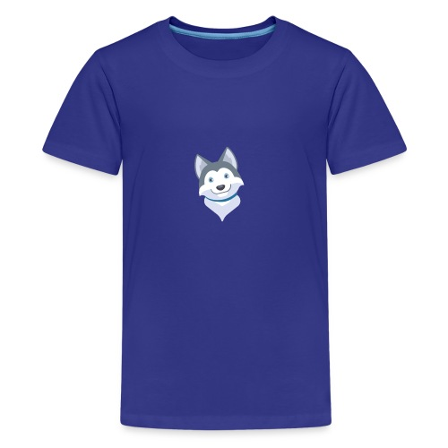 Husky cucci 2 - Camiseta premium adolescente