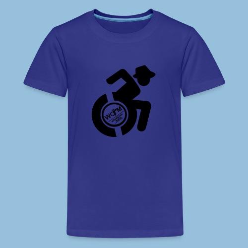 WCMman1 - Teenager Premium T-shirt