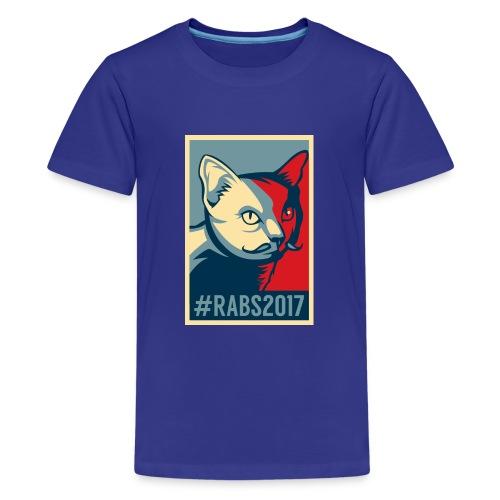 MUG #RABS2017 - T-shirt Premium Ado