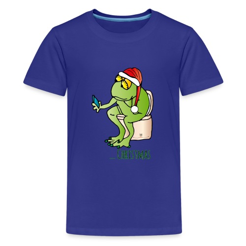 Christmas Bescherung - Teenager Premium T-Shirt