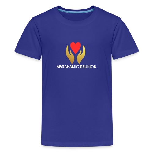 Abrahamic Reunion - Teenage Premium T-Shirt