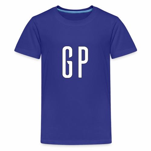 Gamingpapporna loggan - Premium-T-shirt tonåring
