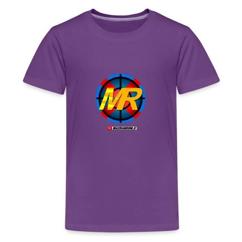 Logo MR - Maglietta Premium per ragazzi