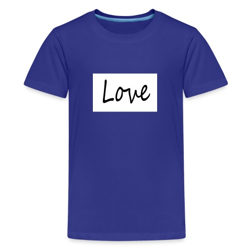 Capture23 - Teenage Premium T-Shirt