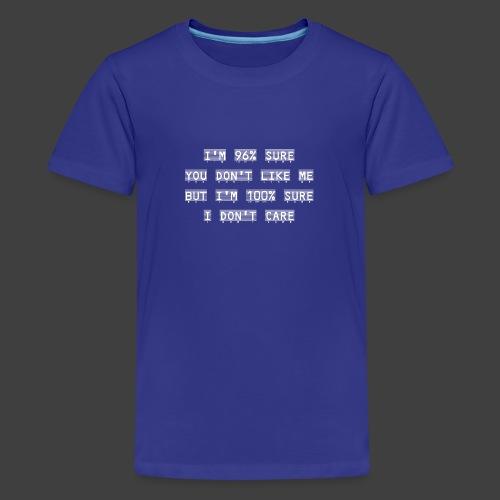 96% - Teenage Premium T-Shirt