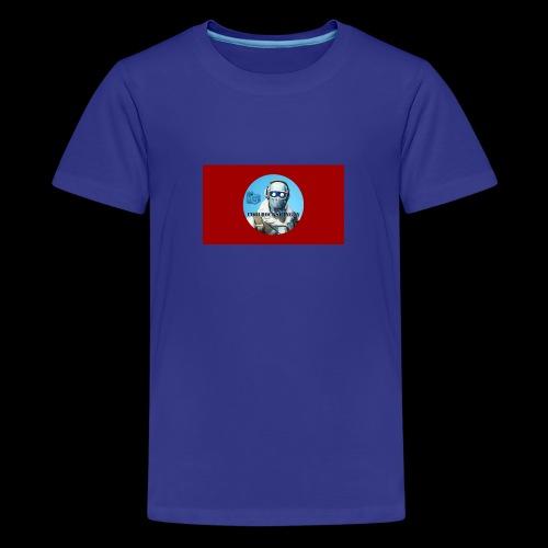 Match 2.0 - Premium-T-shirt tonåring