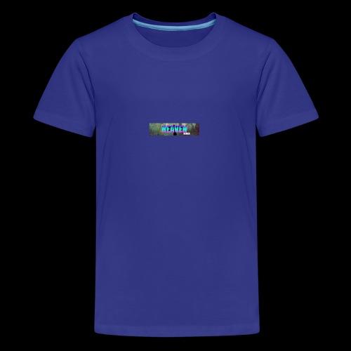 HEAVEN series 1 - T-shirt Premium Ado