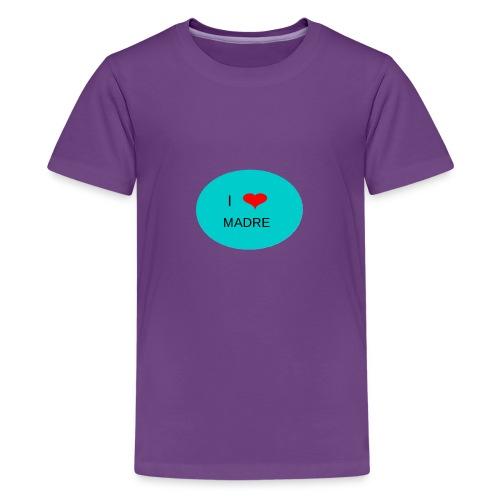 DIA DE LA MADRE - Camiseta premium adolescente