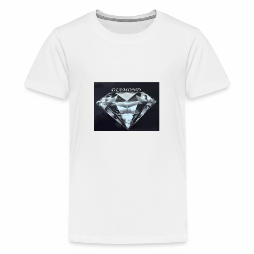 Diamond - Premium-T-shirt tonåring