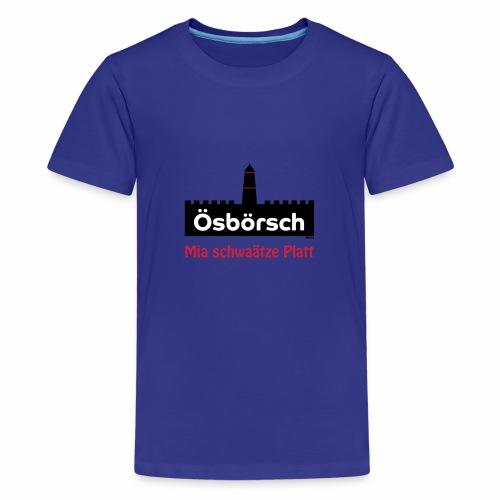 Burg Osburg - Teenager Premium T-Shirt