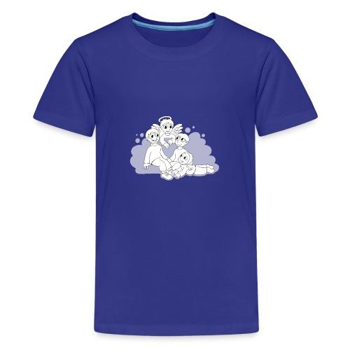 mors dag :) - Teenager premium T-shirt
