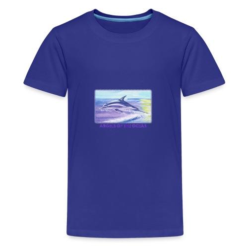 Angels of the Ocean - Teenager Premium T-Shirt