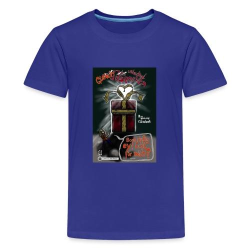 Design Das geilste Geschenk gleich auspacken - Teenager Premium T-Shirt