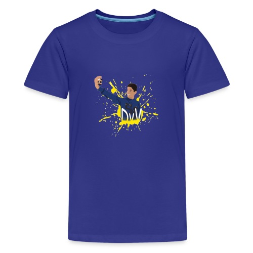 DVV Logo - Teenager Premium T-shirt
