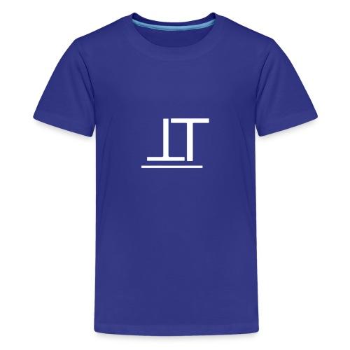 TechnessFitness - Teenage Premium T-Shirt