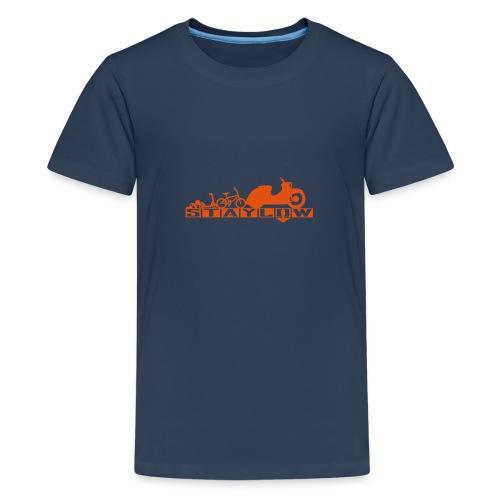 STAYLOW BMX - Teenager Premium T-Shirt