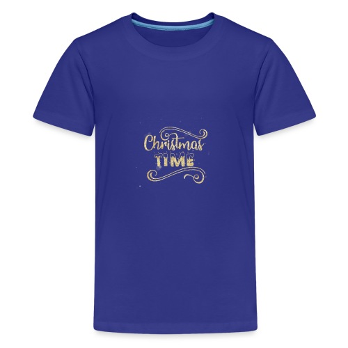 Christmas time - Teenage Premium T-Shirt