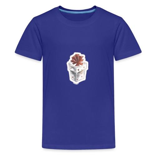 Christmas present - Teenage Premium T-Shirt