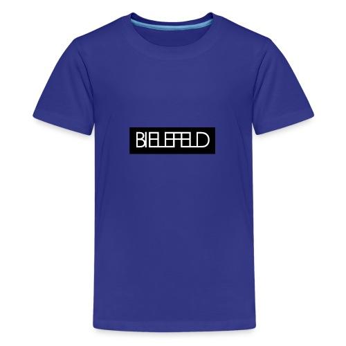 Heimatliebe BIELEFELD Style von yippieyeah - Teenager Premium T-Shirt