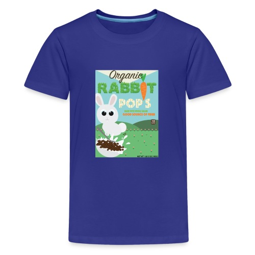 Rabbit pops - T-shirt Premium Ado