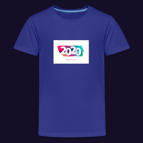 Happy new year 2020 - Teenager Premium T-Shirt