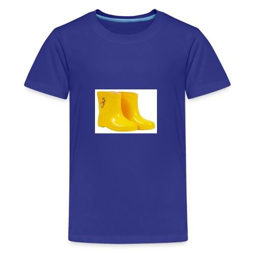 stiefel - Teenager Premium T-Shirt