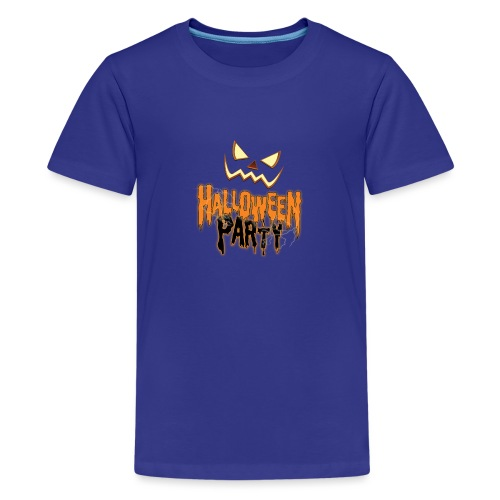 Halloween Party shirt - Teenage Premium T-Shirt