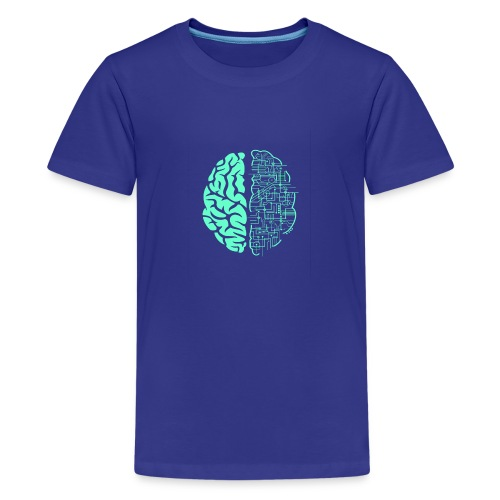 Künstliche Intelligenz t-shirt✅ - Teenager Premium T-Shirt