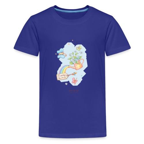 T-shirt bébé Mafamillamoi - T-shirt Premium Ado