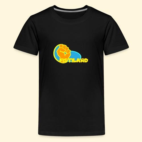 FISTILAND en couleur - T-shirt Premium Ado